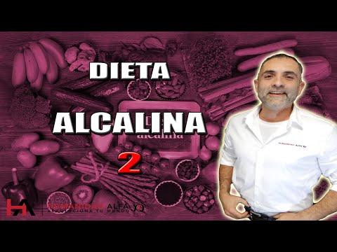 Dieta Alcalina II. Alimentos y Beneficios.