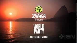 Zumba Fitness: World Party - Teaser Trailer