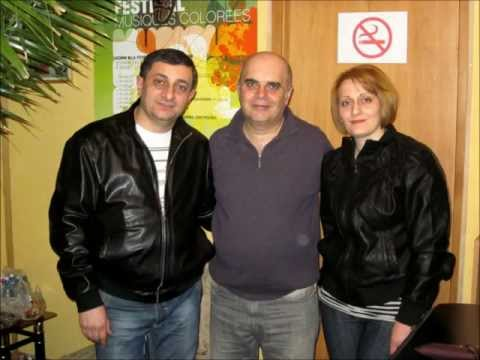 KARAP TAVUSHETCI АРМЯНСКИЕ ПЕСНИ КАРАП ТАВУШЕЦИ 2012