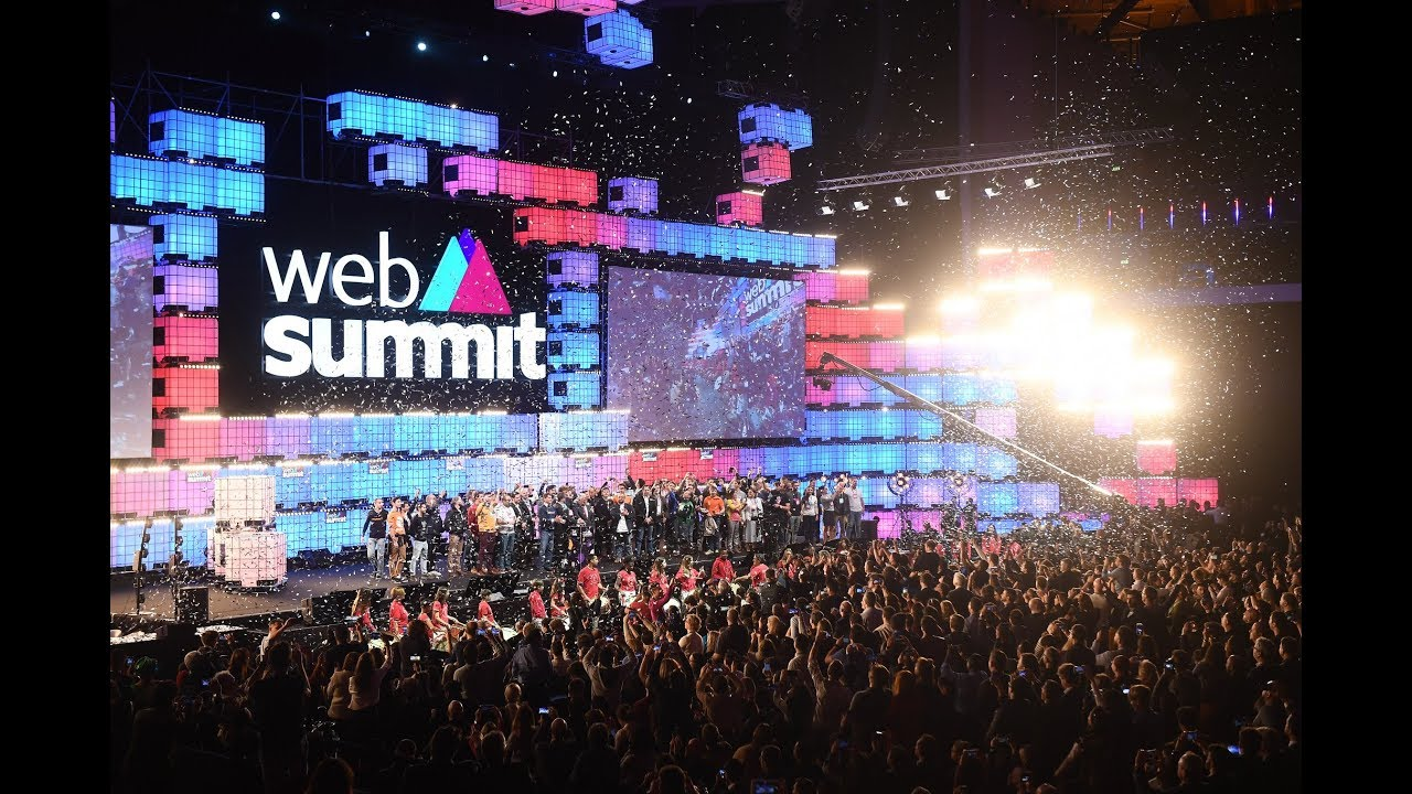 Web Summit | Lisbon | Where the tech world meets