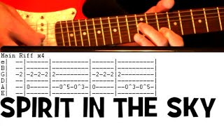Download Spirit In The Sky Norman Greenbaum Guitar Tab Lesson with Chords Mp3 and Videos
