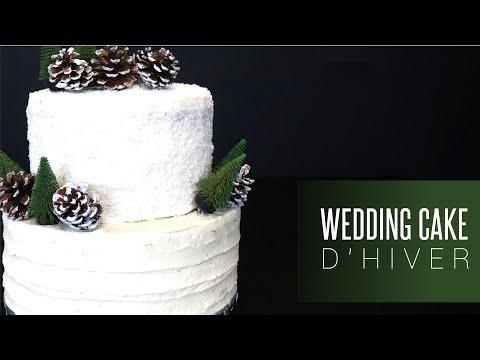 ❄-wedding-cake-hiver-❄