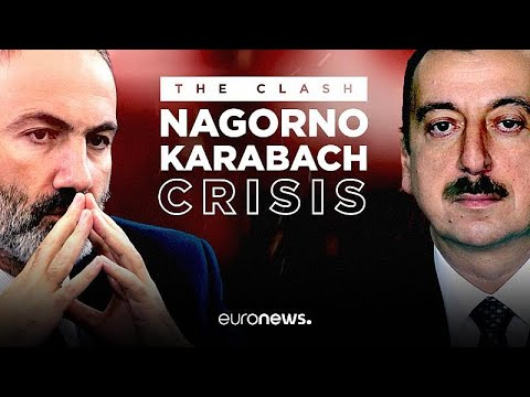 Лидеры Армении и Азербайджана - о конфликте в Нагорном Карабахе, взаимных претензиях и надеждах…