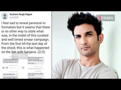 Sushant Singh Rajput loses his verified badge after sexual harassment case