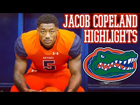 THIS GUY IS UNREAL!! NEXT FLORIDA SUPERSTAR??  Jacob Copeland Football Highlights - Pensacola
