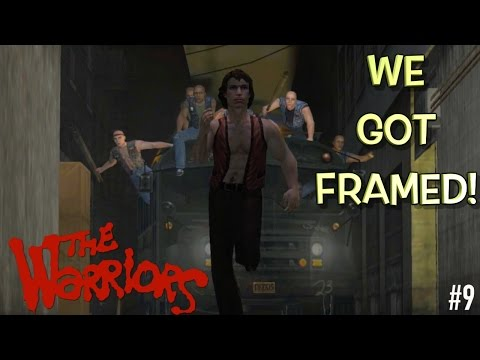 "FUNNY ""THE WARRIORS"" GAMEPLAY #9 BY ITSREAL85!"