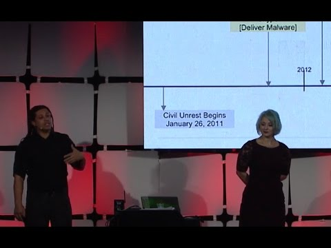 USENIX Enigma 2016 - Protecting High Risk Users