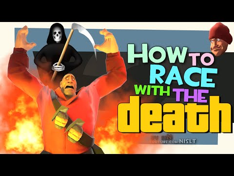 TF2: How to race with the death [FUN]