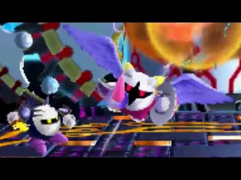 Kirby: Planet Robobot - Meta Knightmare Returns Finale (Dark Matter, Sectonia & Galacta Knight)