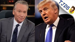 Deluded Bill Maher in Bed with Trump on Venezuela!