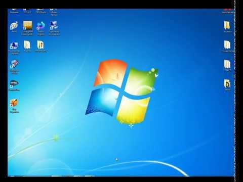 Очистка Windows от программ, мусора и записей в реестре