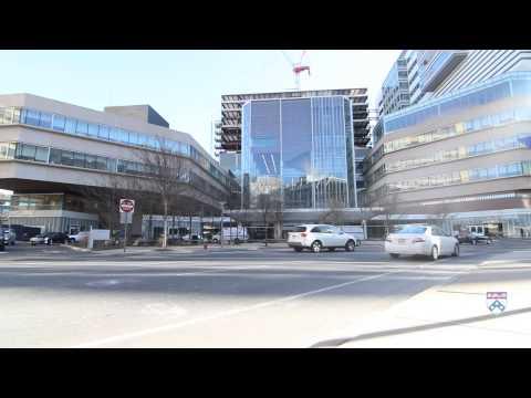 The Henry A. Jordan M'62 Medical Education Center