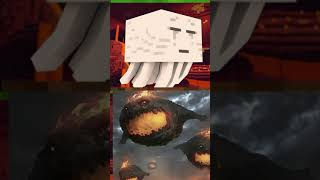 MINECRAFT MOBS IN REAL LIFE  CURSED IMAGES !!! SHORT 1