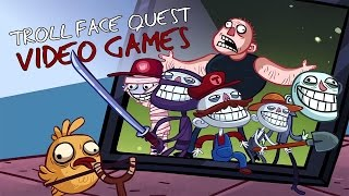 Troll Face Quest: Video Games - Trailer (Spil Games)