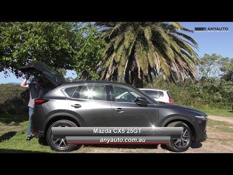 2020 Mazda CX5 Review