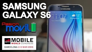 Samsung Galaxy S6 conócelo en el Mobile World Congress 2015