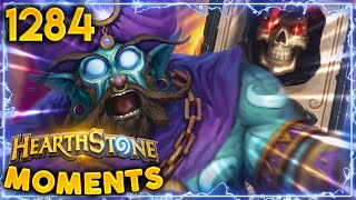 Too Much Card Draw?! YES THAT EXISTS! | Hearthstone Daily Moments Ep.1284