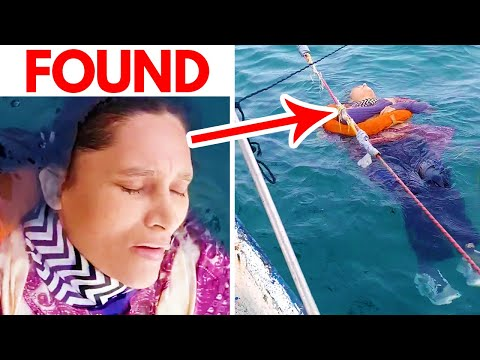 Woman Missing For Years Found Alive Floating At Sea: ANGELICA GAITAN | DOCUMENTARY