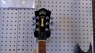 A Look At The Guild F-45CE Acoustic / Electric Made In USA