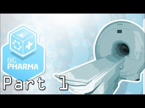 BIG MONEY PRODUCTS Part 1 - Big Pharma Gameplay E04 | Docm77