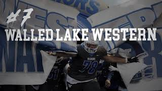 Top 10 High School Football Teams Week 9