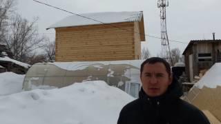 видео строительство домов Барнаул