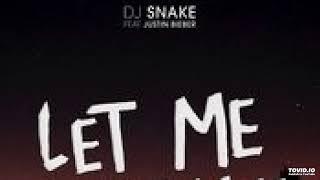 Let Me Love You Mp3 Song | DJ Snake |