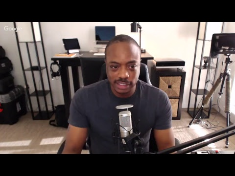 Live Interview with Frederick Van Johnson, Host of This Week in Photo (TWiP) Podcast