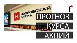 Мосбиржа: прогноз курса акций до 2021 года