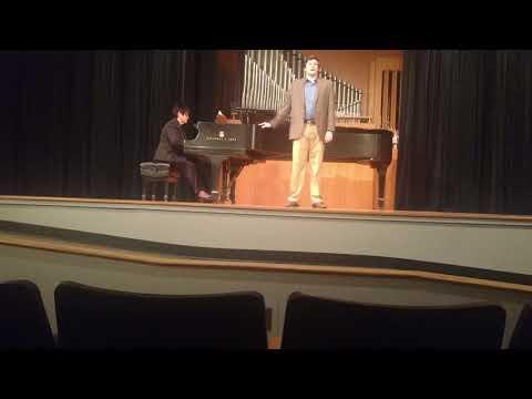 Patrick Evans Senior Recital 11/15/17 (full)