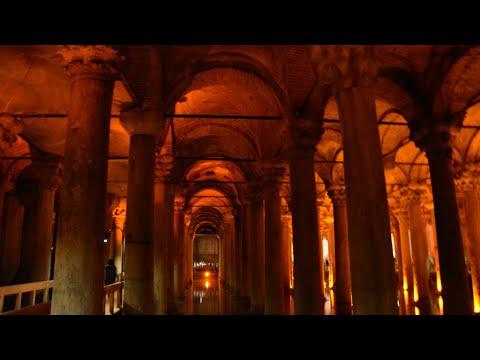 Basilica Cistern-Underground Istanbul