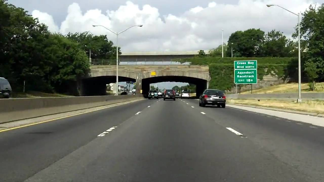 Belt parkway accident yesterday