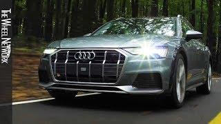 2020 Audi A6 allroad U.S. Announcement