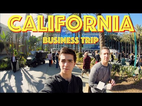 4 Days in California NAMM 2018