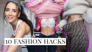 10 Fashion Hacks That Changed My Life | Tamara Kalinic