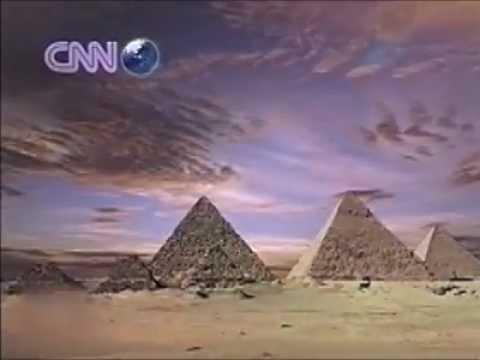 CNN International Ident - Giza Necropolis