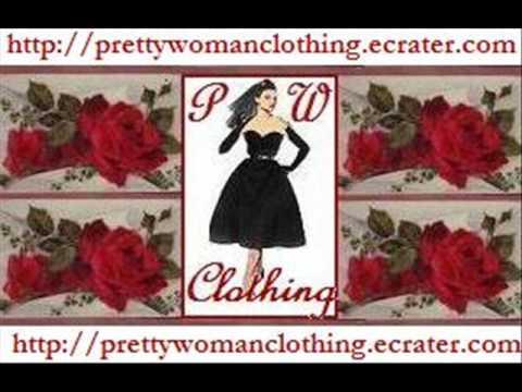 TRENDY JUNIOR FASHION -PRETTY WOMAN CLOTHING