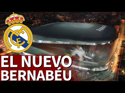 Presentación NUEVO BERNABÉU | El REAL MADRID mostró su nuevo estadio en este vídeo |Diario AS