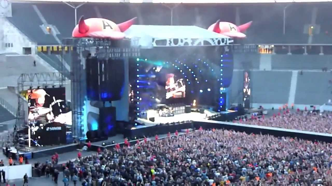 Acdc In Berlin