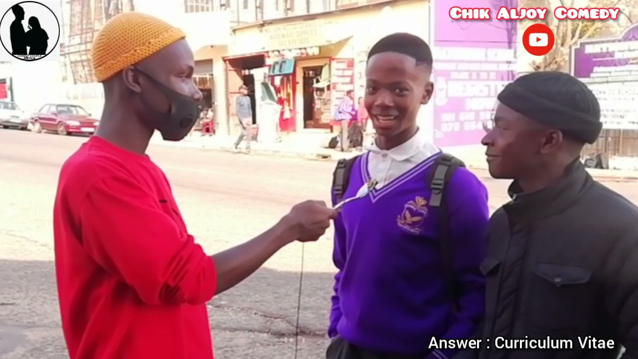 Download JOZI STREET QUIZ PART 1| SCHOOL EDITION |#mzansicomedy #Jozistreetquiz