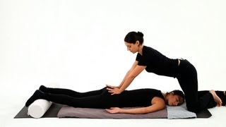 How to Give a Lower Back Massage | Shiatsu Massage