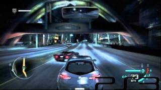 Need for Speed Carbon PS2 vs PS3 (HD)