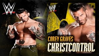 """WWE NXT: """"Christcontrol"""" (Corey Graves) [Update/WWE Edit] Theme Song + AE (Arena Effect)"""