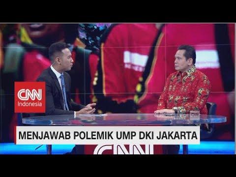 Menjawab Polemilk Kenaikan UMP DKI Jakarta | The Analyst Mp3