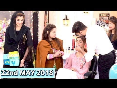 Good Morning Pakistan  - 22nd May 2018 - ARY Digital Show