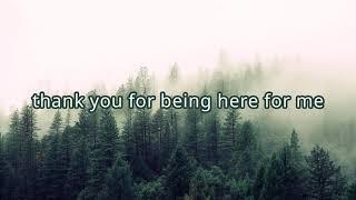 cavetown - evergreen [lyrics]