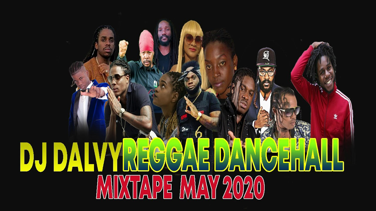 Clean Reggae Dancehall Mix May 2020 - Koffee,Chronixx,Kabaka Pyramid,Jahmiel, Masicka,Tommy Lee