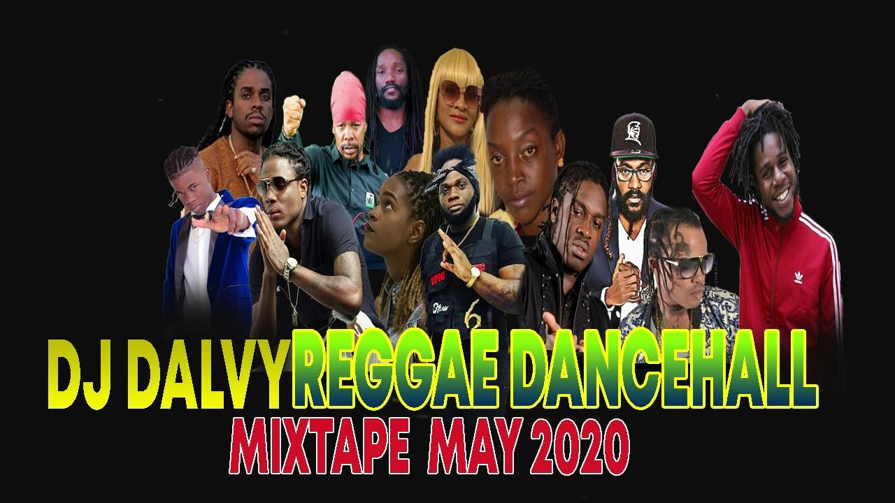 Clean Reggae Dancehall Mix May 2020 - Koffee,Chronixx,Kabaka Pyramid,Jahmiel, Masicka,Tommy Lee