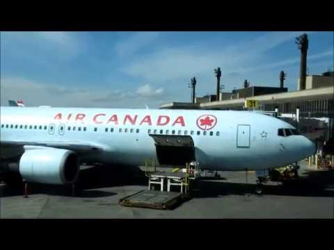 Flight Report #6: Air Canada Flight 1150 (Calgary YYC to Toronto YYZ) Boeing 767-300ER Economy Class