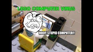 Lego computer virus